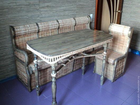 """Мебель ручной работы. Ярмарка Мастеров - ручная работа. Купить Мебель для кухни """"Комфорт"""". Handmade. Мебель для кухни, мебель на заказ"""