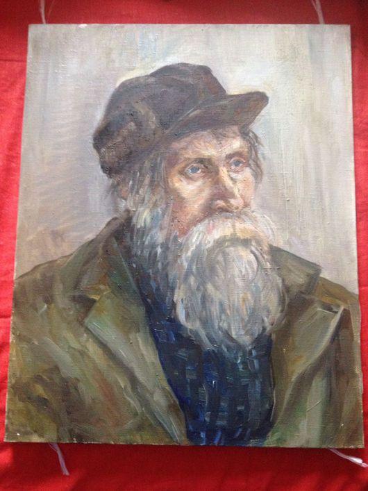 Люди, ручной работы. Ярмарка Мастеров - ручная работа. Купить Портрет маслом. Handmade. Портрет, день рождения, подарок, память