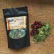 Материалы для творчества handmade. Livemaster - original item Ivan tea or Willow and wild berries. Handmade.