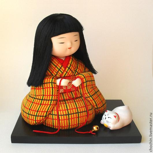 коллекционные японские куклы купить коллекционные куклы магазин коллекционные куклы ручной работы в москве kimekomi doll кимэкоми кимекоми куклы дети японская девочка японка chochin Мария Ильницкая