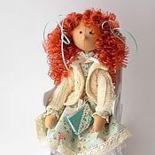 Куклы и игрушки ручной работы. Ярмарка Мастеров - ручная работа Клэр. Текстильная кукла. Handmade.