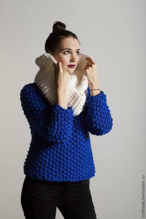 Свитер, вязаный свитер, женский свитер, свитер спицами, шерстяной свитер, ультрамодный свитер, свитер женский, крупная вязка, модная вязка, свитер для девушки, модный свитер, теплый свитер