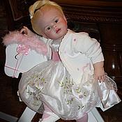 Куклы и игрушки ручной работы. Ярмарка Мастеров - ручная работа кукла-реборн Пелагея. Handmade.