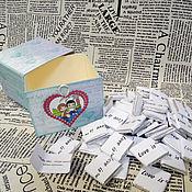 "Сладкая коробочка ""Love is."""
