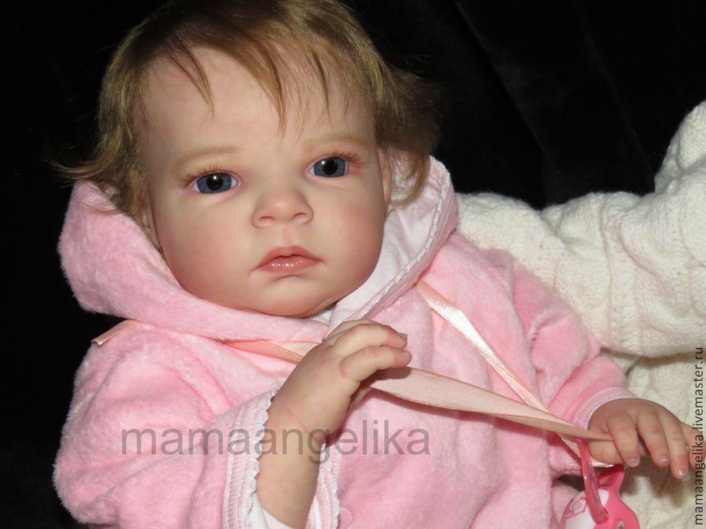 Реалистичная кукла юля 2 фотография