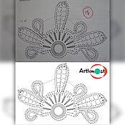 Дизайн и реклама ручной работы. Ярмарка Мастеров - ручная работа Отрисовка схем в векторе. Handmade.