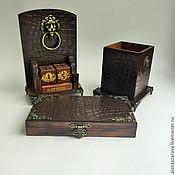 Для дома и интерьера handmade. Livemaster - original item The perpetual calendar