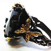 """Украшения ручной работы. Ярмарка Мастеров - ручная работа кольцо """"Омут"""" от студии Fantasia. Handmade."""