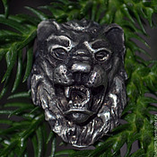 Сувениры и подарки handmade. Livemaster - original item magnet lion. A magnet on the fridge. Souvenir. Gift.. Handmade.