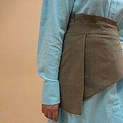 Пояса ручной работы. Ярмарка Мастеров - ручная работа Пояс - баска 100% шерсть. Handmade.