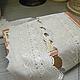 Шитье ручной работы. Шитье на батисте 8 см, 052. Lavka Home&Cotton. Ярмарка Мастеров. Бохо-стиль, кружево для скрапа