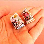 Куклы и игрушки ручной работы. Ярмарка Мастеров - ручная работа Мини-книги о беременности. Handmade.