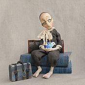 Куклы и игрушки ручной работы. Ярмарка Мастеров - ручная работа За Синей птицей. Handmade.