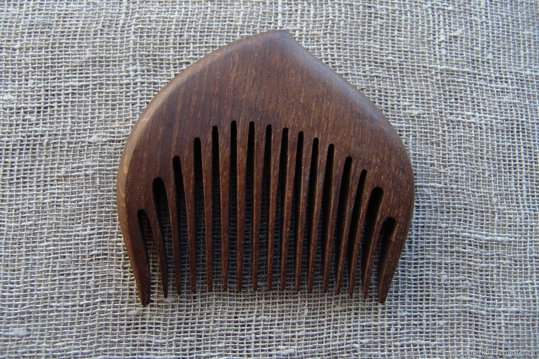 Comb wooden oak, Combs, Moscow,  Фото №1