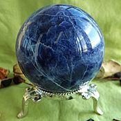 Фен-шуй и эзотерика handmade. Livemaster - original item BALL SODALITE. Handmade.