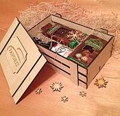 Сувениры и подарки ручной работы. Ярмарка Мастеров - ручная работа Подарочный набор с любым наполнением. Handmade.