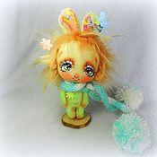 Куклы и игрушки ручной работы. Ярмарка Мастеров - ручная работа Обними меня.... Handmade.