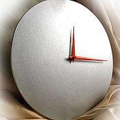 """Для дома и интерьера ручной работы. Ярмарка Мастеров - ручная работа Часы """"Ничего лишнего"""". Handmade."""
