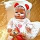 """Куклы-младенцы и reborn ручной работы. славный мальчик """"Славик"""" ( молд Huggy Bear от Diana  Effner). Арина Ольберг. Ярмарка Мастеров."""