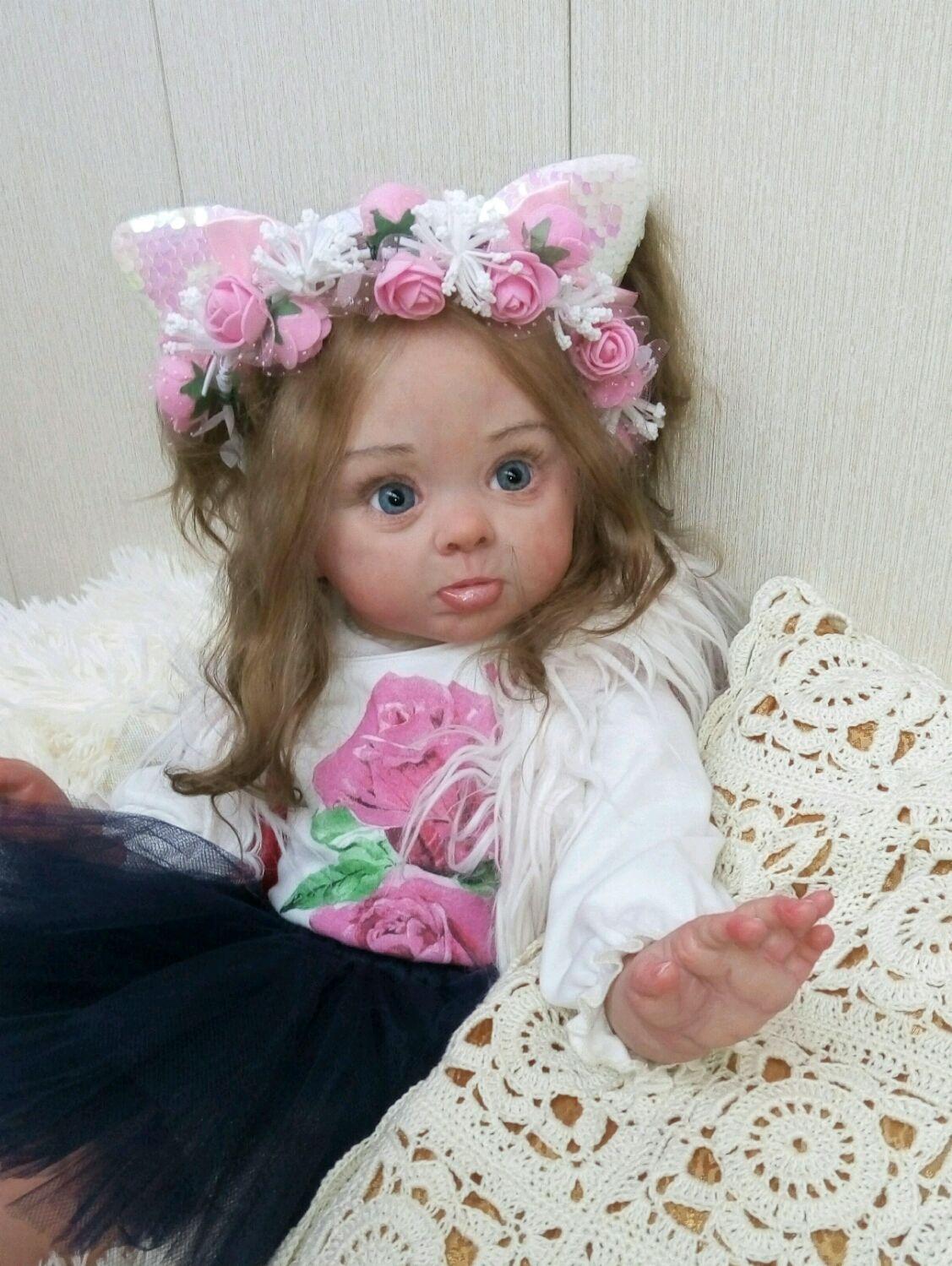 Куклы Reborn Анджелина (Princess Adelaide), Куклы Reborn, Москва,  Фото №1
