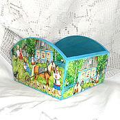 Посуда handmade. Livemaster - original item The candy bowl Hey mA, summer then winter!!!. Handmade.