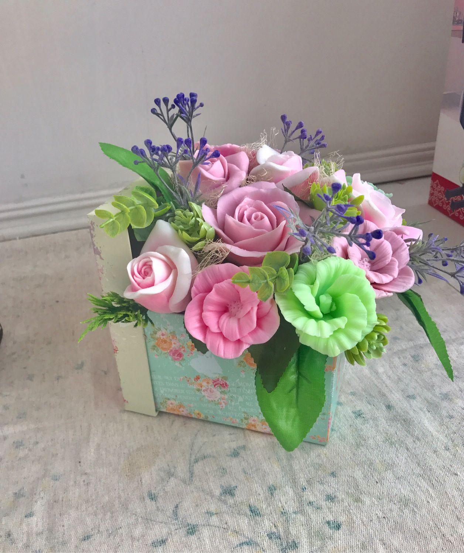 Цветы из мыла купить в екатеринбурге