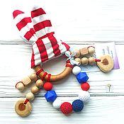 Куклы и игрушки handmade. Livemaster - original item Juniper teething toy. Handmade.