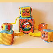 Куклы и игрушки ручной работы. Ярмарка Мастеров - ручная работа Развивающий робот.... Handmade.