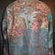 Верхняя одежда ручной работы. Куртка  валяная женская  Райский сад. Sorokina Nadejda. Ярмарка Мастеров. Авторская работа