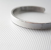 Украшения handmade. Livemaster - original item Metal bracelet of Avial (handmade). Handmade.
