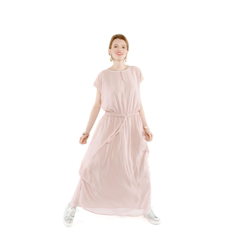 97bd1abb7b2 Платья ручной работы. Ярмарка Мастеров - ручная работа. Купить Кремовое  облако - греческое платье ...