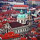 Прага. Город-сказка. Город, словно вышедший из средневековых фолиантов. Город, где растворяется время и сбываются мечты. А черепичные крыши надолго останутся ассоциацией с этим потрясающим городом.