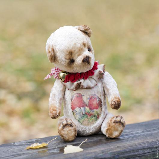 Мишки Тедди ручной работы. Ярмарка Мастеров - ручная работа. Купить Рассветный мечтатель мишка тедди (НА ЗАКАЗ). Handmade.