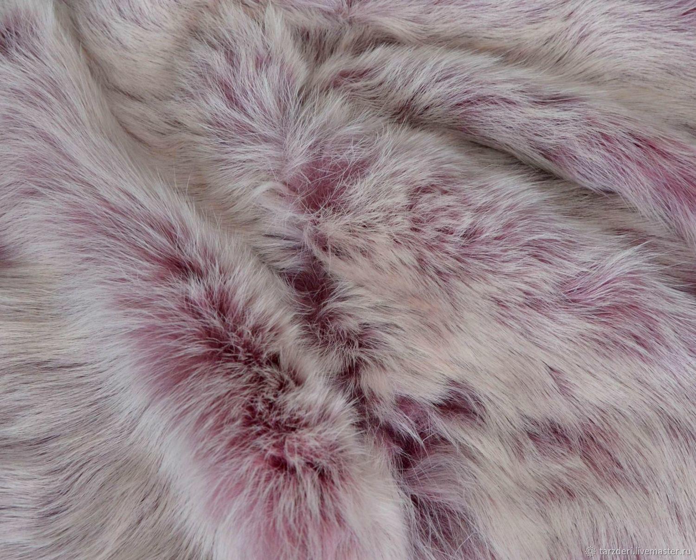 Natural fur-Tuscany lilac with gray hair, Fur, Ankara,  Фото №1