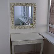 Для дома и интерьера ручной работы. Ярмарка Мастеров - ручная работа Рама для зеркала (001). Handmade.