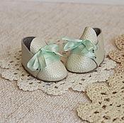 Куклы и игрушки ручной работы. Ярмарка Мастеров - ручная работа Ботинки для кукол и мишек тедди.. Handmade.