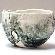 Посуда handmade. Livemaster - original item Ceramic wet stone bowl. Handmade.