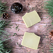 Косметика ручной работы handmade. Livemaster - original item Softwood soap on cow`s milk. Handmade.