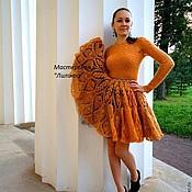 """Одежда ручной работы. Ярмарка Мастеров - ручная работа """"Золотая осень"""". Handmade."""