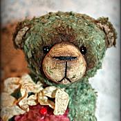"""Куклы и игрушки ручной работы. Ярмарка Мастеров - ручная работа Мишка """"Тёпка"""". Handmade."""
