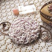 Украшения ручной работы. Ярмарка Мастеров - ручная работа Браслет цветок вязаный в стиле Бохо. Handmade.