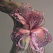 Подарки к праздникам ручной работы. Ярмарка Мастеров - ручная работа Ажурная лилия (брошь, заколка). Handmade.