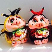 Сувениры и подарки handmade. Livemaster - original item Bee .. Handmade.