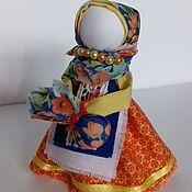 Народная кукла ручной работы. Ярмарка Мастеров - ручная работа Подорожница и благополучница. Handmade.