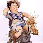 Куклы и игрушки ручной работы. Ярмарка Мастеров - ручная работа Шериф. Handmade.