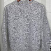 """Одежда ручной работы. Ярмарка Мастеров - ручная работа Пуловер """"Ангора"""". Handmade."""