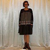 """Одежда ручной работы. Ярмарка Мастеров - ручная работа Платье-туника """"Универсальная"""" Есть скидка - спрашивайте. Handmade."""