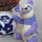 Куклы и игрушки ручной работы. Ярмарка Мастеров - ручная работа панда Вилли. Handmade.