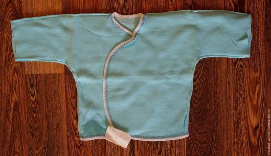 Одежда. Ярмарка Мастеров - ручная работа. Купить Винтажные распашонки.. Handmade. Комбинированный, детская одежда, хлопок