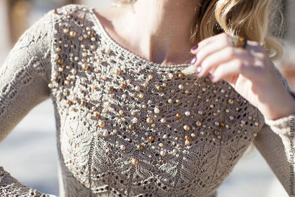 """Платья ручной работы. Заказать платье """"Барокко"""". Jannetta knits  Luxury handmade. Ярмарка Мастеров. Авторская ручная работа"""